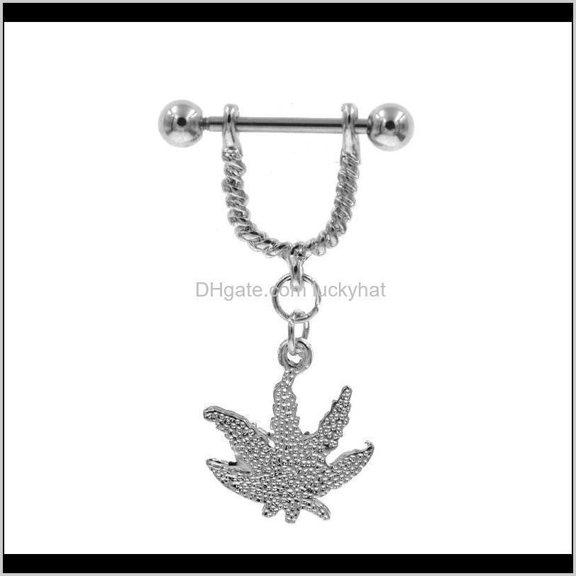 2pcs nipple chain body nipple piercing weight bars steel tepel piercing jewelry for birthday gift for women girl