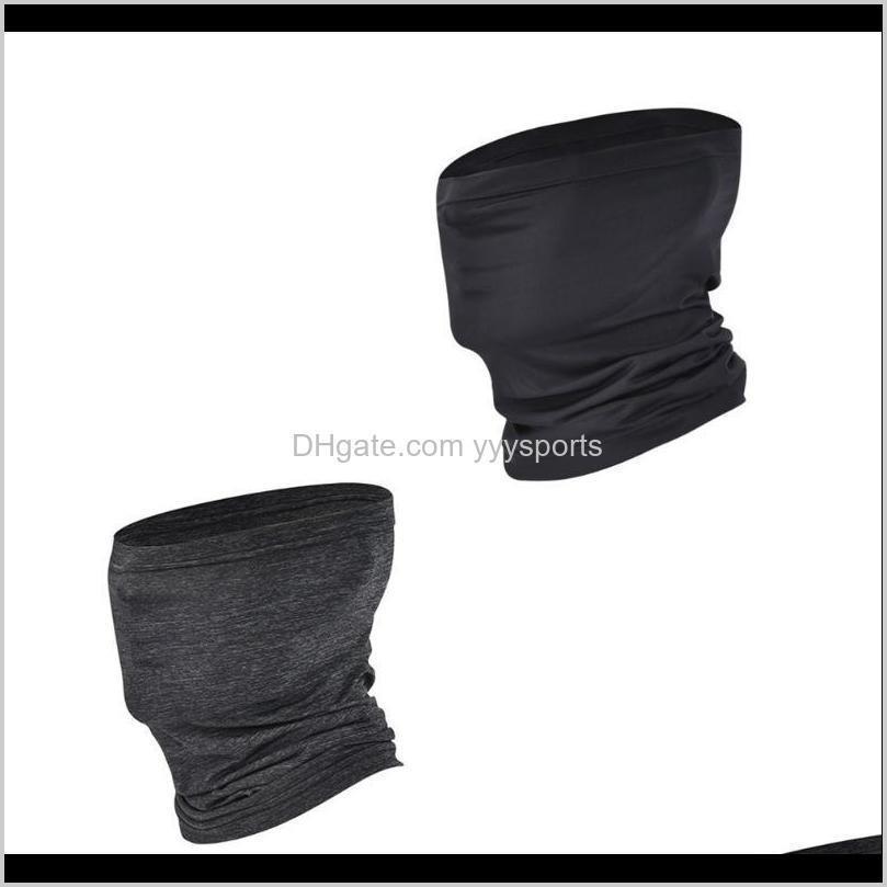 unisex head face neck gaiter biker tube bandana scarf beanie cap motorcycle face mask ice silk scarves headwear
