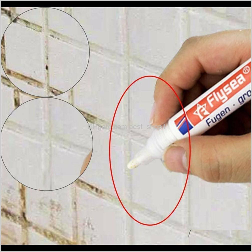 tile grout coating marker highlighter for kitchen room gap floor renew repair