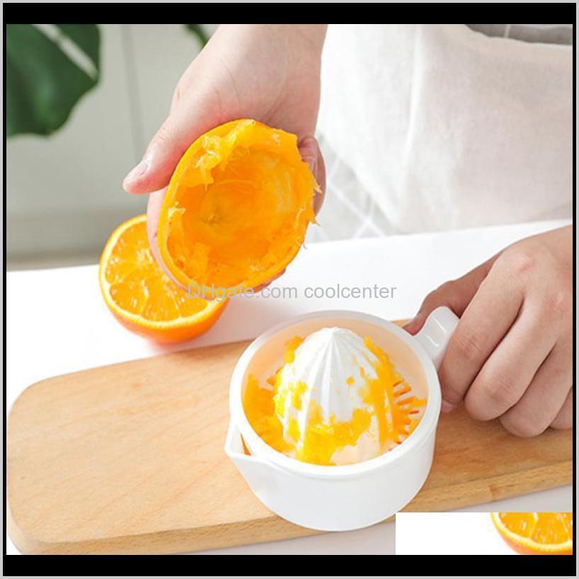 citrus juicer kitchen accessories 1pcs manual portable plastic juicer machine orange lemon press squeezer fruit juice tool new