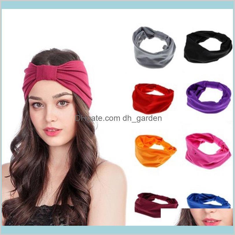 Elastic Headbands for Women Wide Hairband