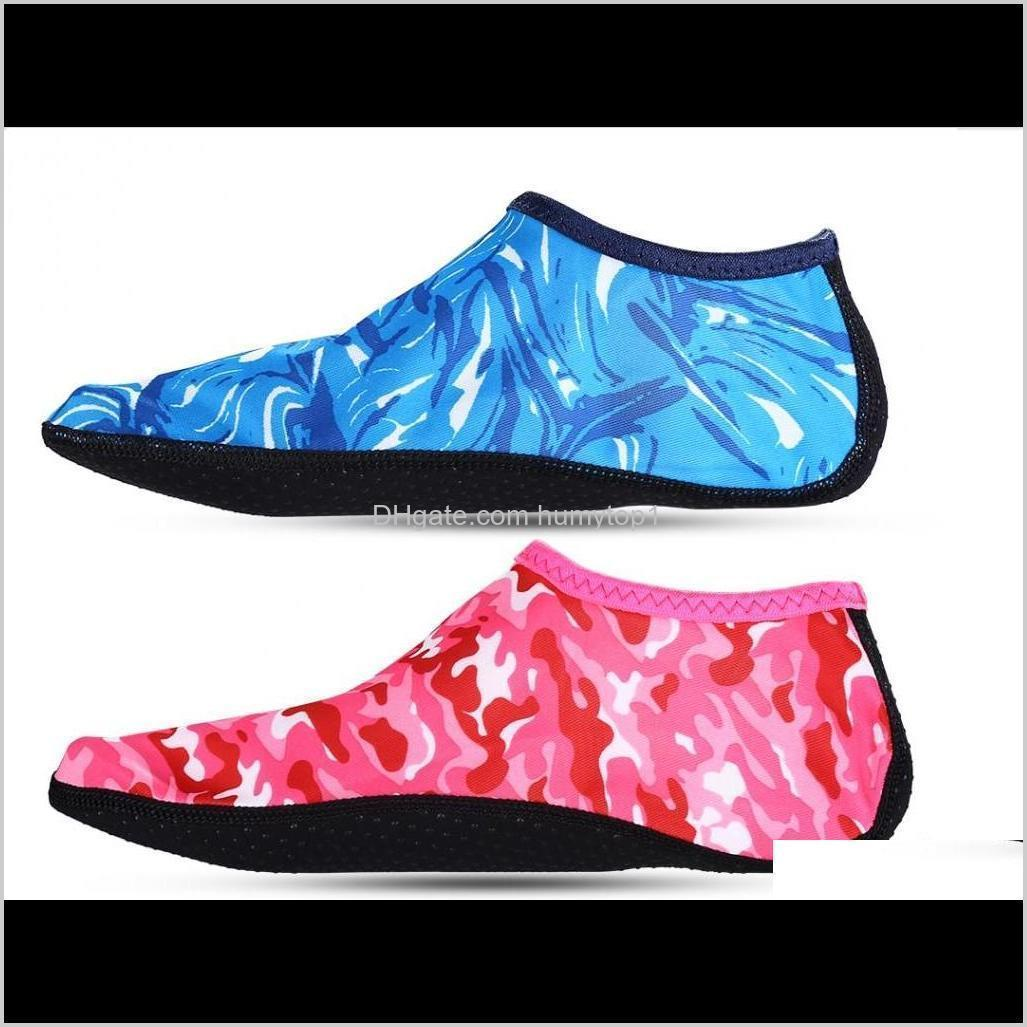 Hot Sale-New Adult Snorkeling Scuba Diving Shoes Socks Beach Boots Wetsuit Anti Scratches Warming Anti Slip Summer Winter Swimwear