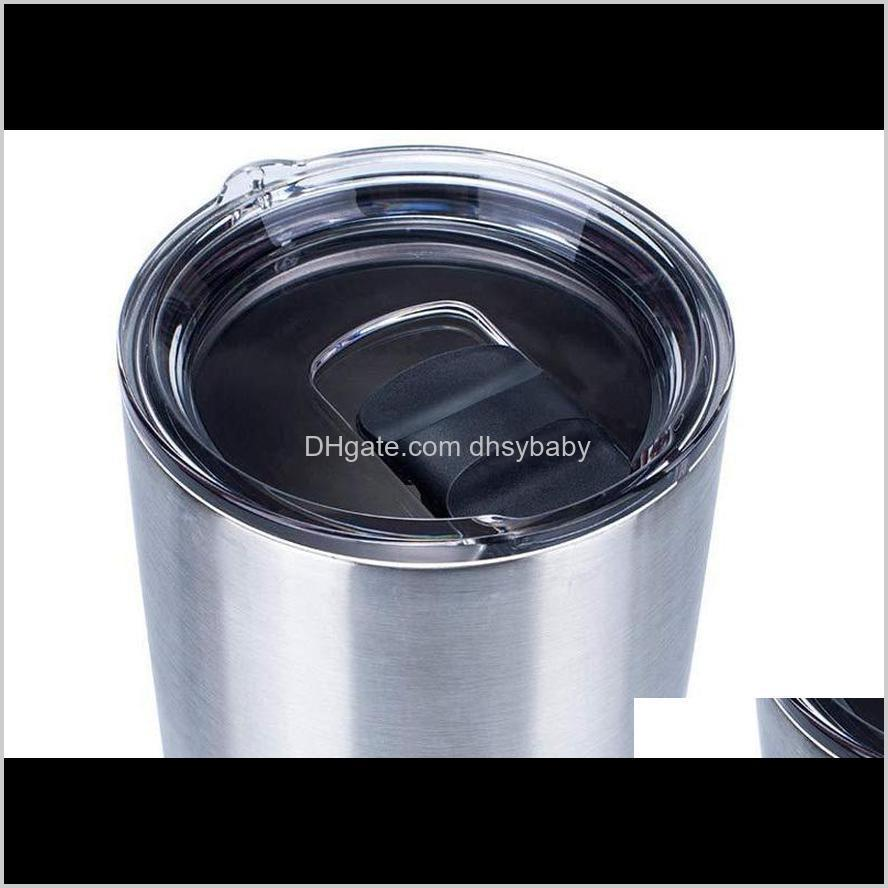 factorykx32 lid magnetic replacement 30oz slide leakproof lids 20oz for 30 20 oz coffee mugs stailess steel tumblers cups