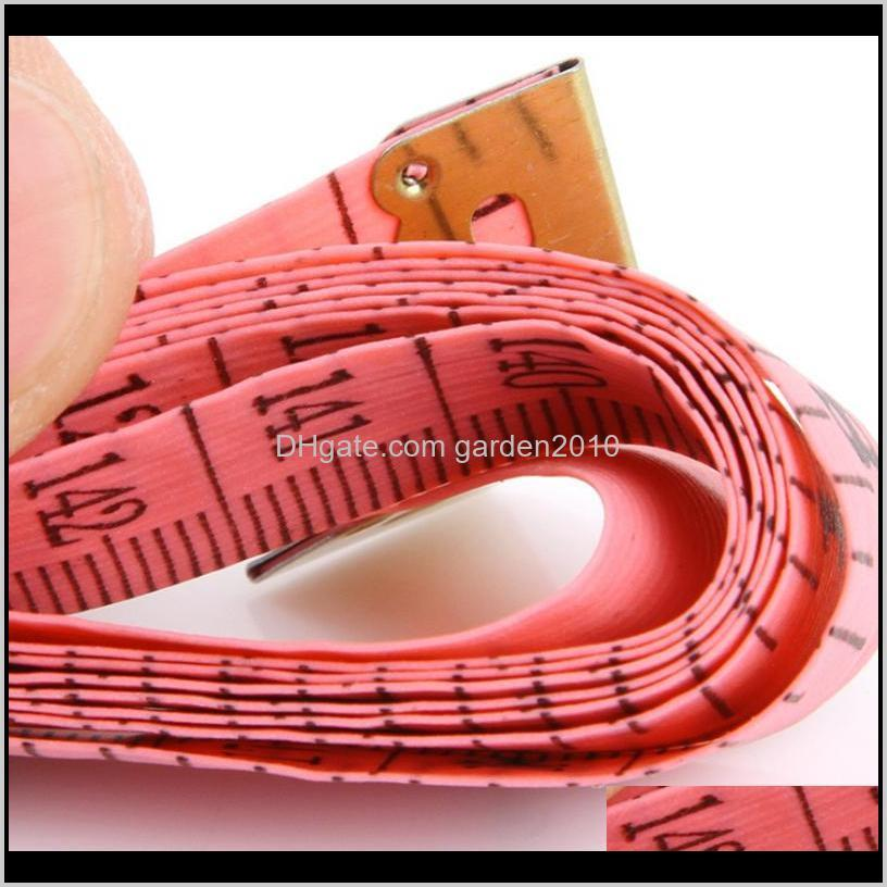 sewing tailor tape body measuring rulers sewing ruler meter sewing measuring tape random color