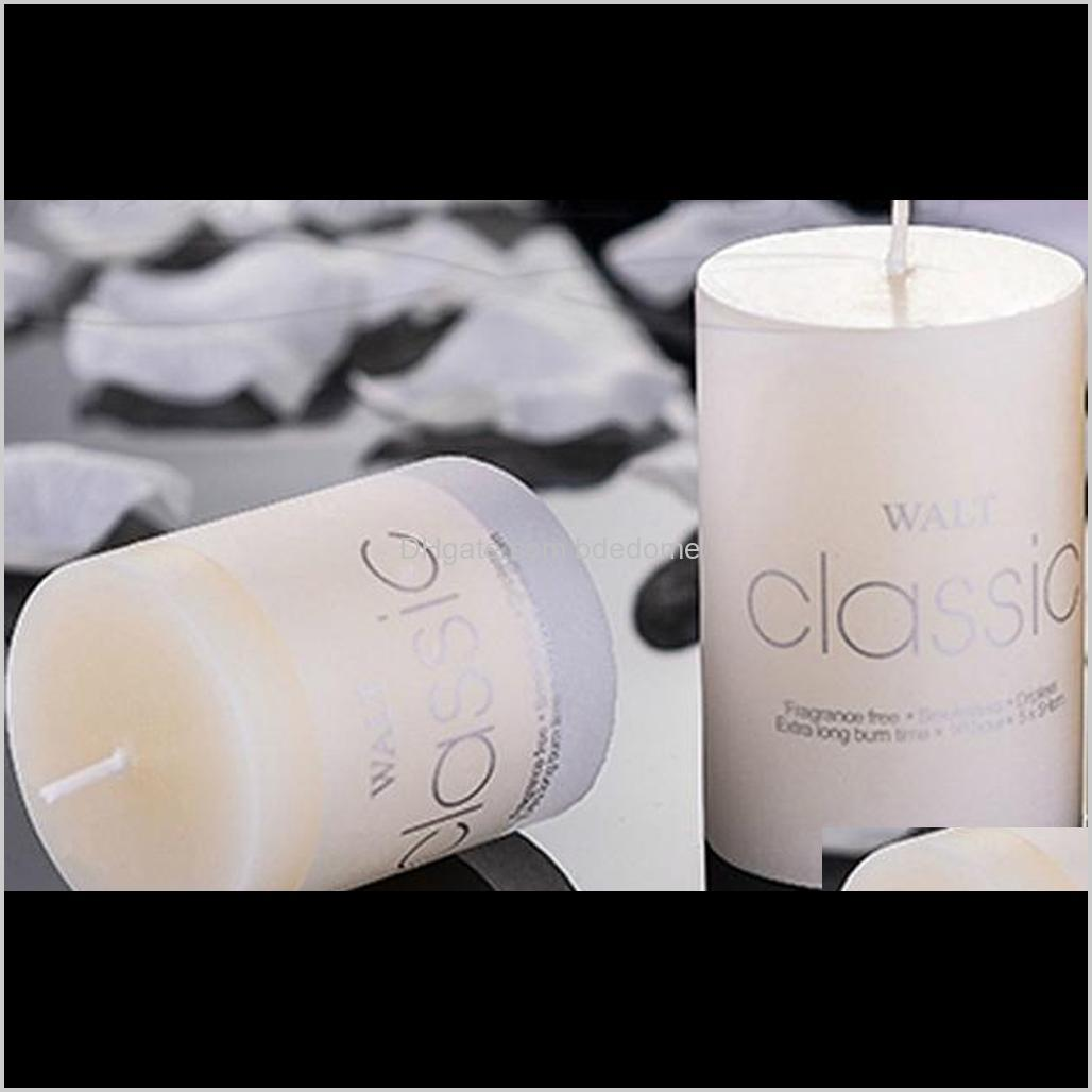 aromatherapy candle cylinder 5*10cm seven color craft aromatherapy candle cylinder smokeless fragrance candle factory wholesale