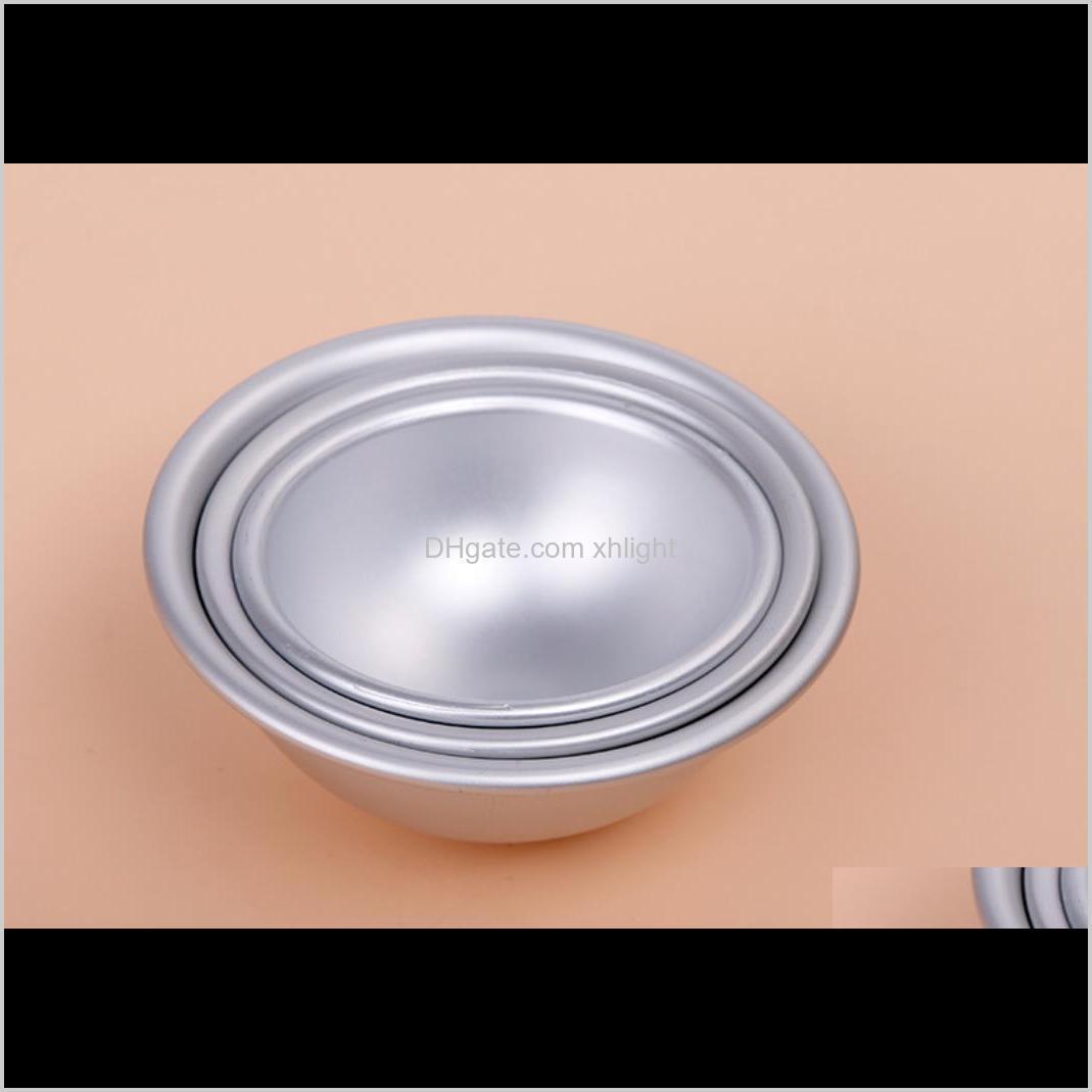 bathing semi-circular ball metal molds bomb salt handmade soap dessert pastry baking supplies homemade craft gifts