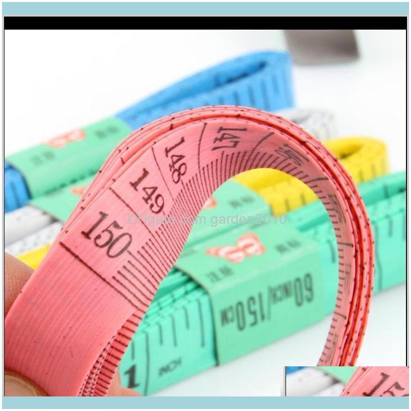 Measures Tailor Body Rulers Ruler Meter Sewing Measuring Tape Random Color W8Jgd Shm6L