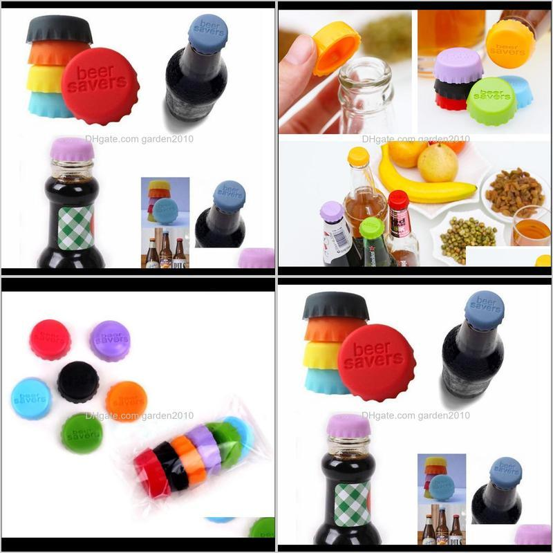 wine stoppers hat seasoning bottle stoppers silicone preservation beer lid beverage closures covers beer bottle caps