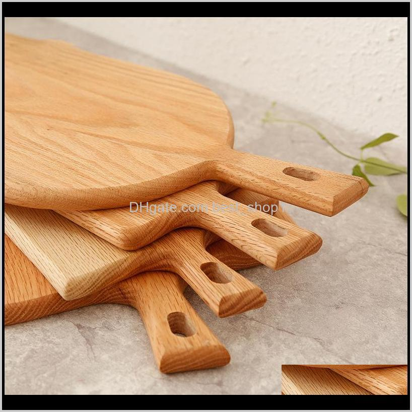 squre kitchen chopping block wood home cutting board cake sushi plate serving trays bread dish fruit plate sushi tray steak tray dbc