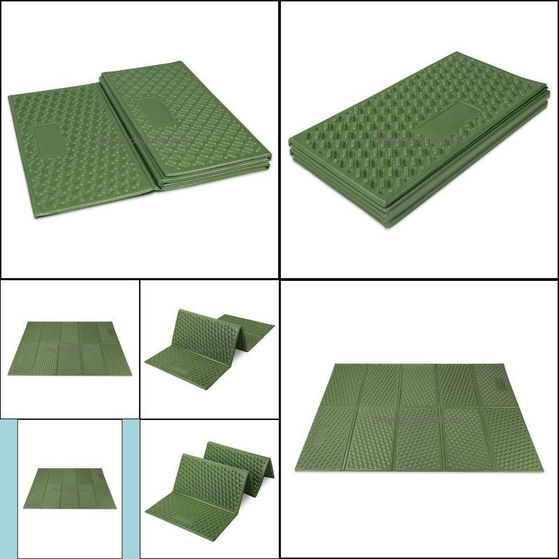 Beach Folding Foam Cushion Seat For Travel Outdoor Dew Waterproof Portable Moisture-proof Hiking Picnic Camping Sleeping Pads