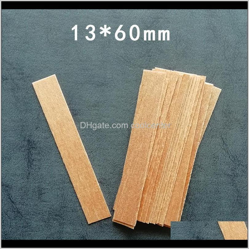20pcs wooden candles core for candles soy or palm wax candle making supplies diy candle making pick