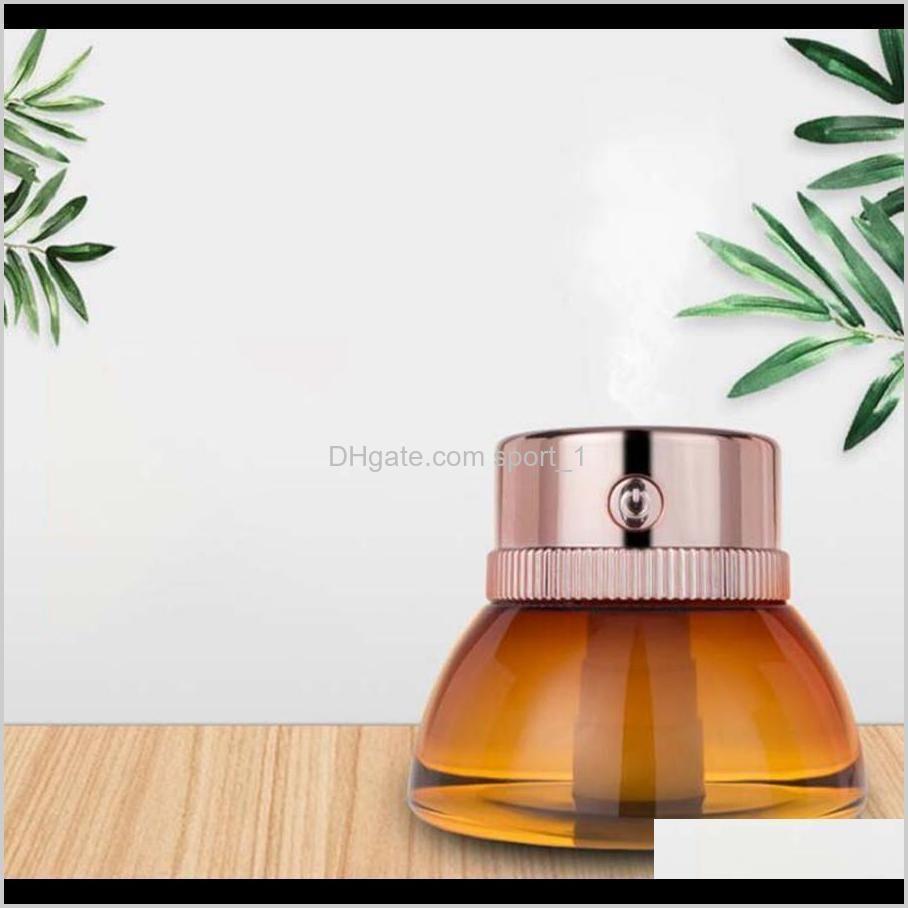 usb mini car humidifier ultrasonic atomizer air conditioner indoor transparent water humidifiers mistorizer novelty items ljjo7828