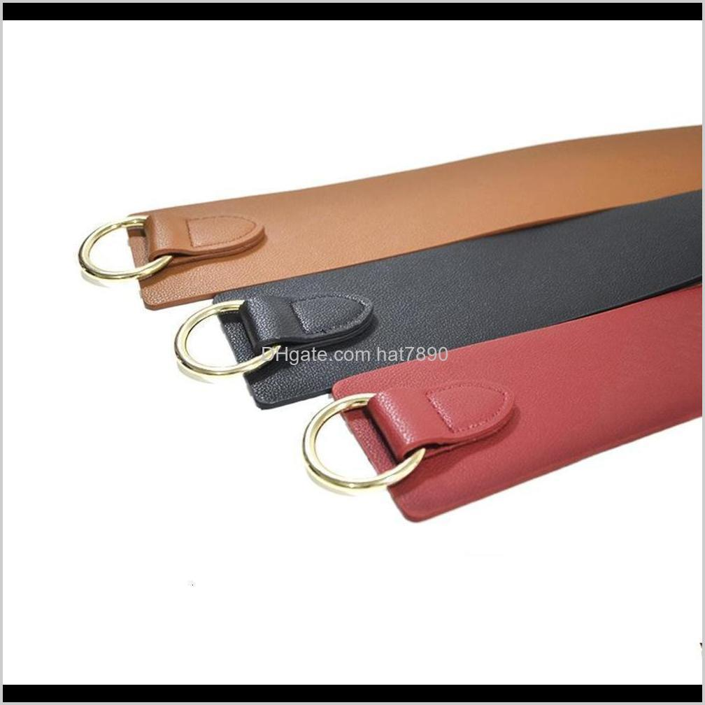 Corset Leather Belt Wide Female Tie Waistband Thin Brown Bow Leisure Belts for Women Wedding Dress Waistband Lady