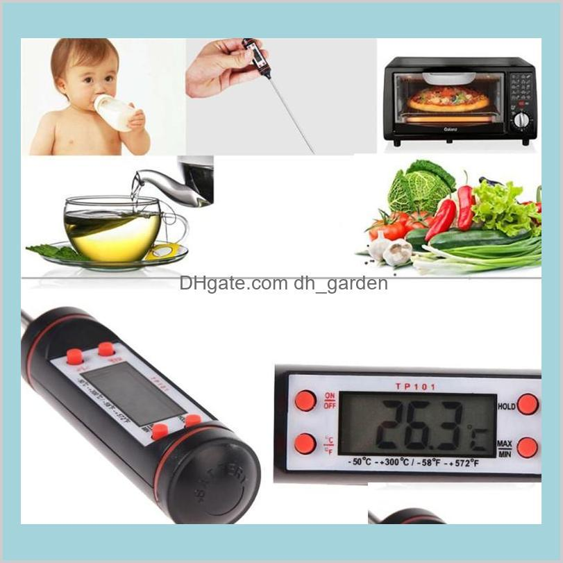 Digital Food Cooking Thermometer Probe Meat