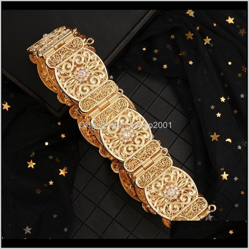 stylish hollowed out court carved fine metal waist chain body decorated with turkish bohemian square buckle metal belly chain