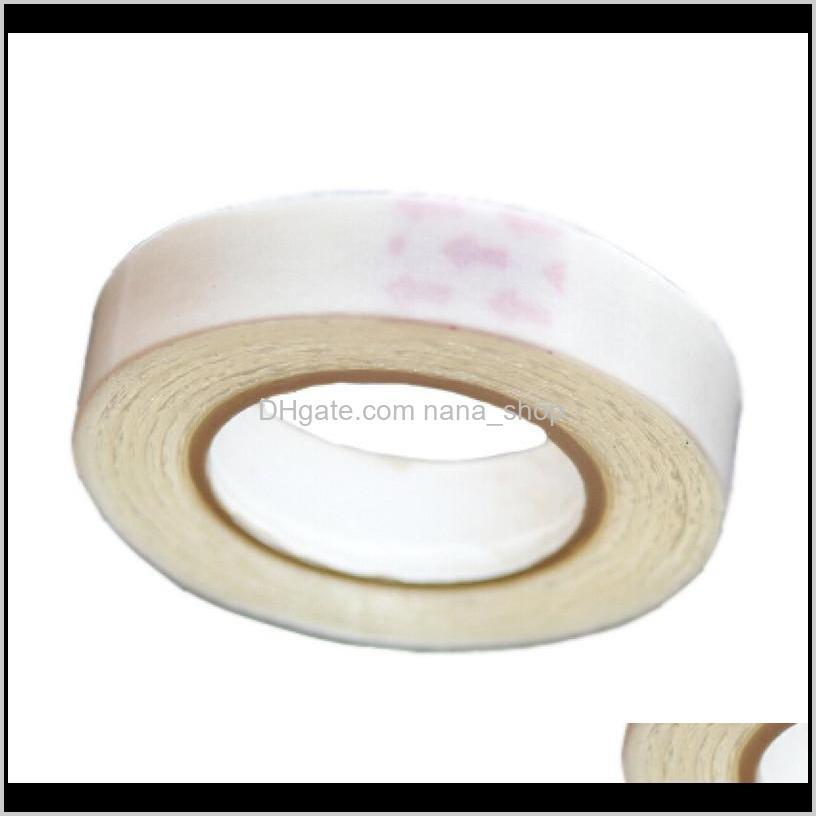 3.0 metre/ roll lace wig glue tape for hair extension double side glue tape sticky adhesives tape skin weft hair extensions tool