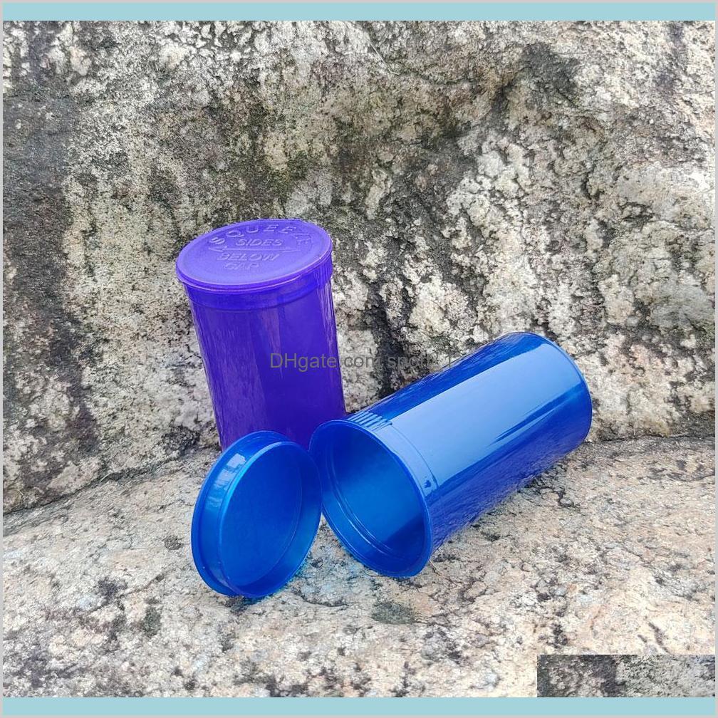 19 Dram Empty Squeeze Pop Top