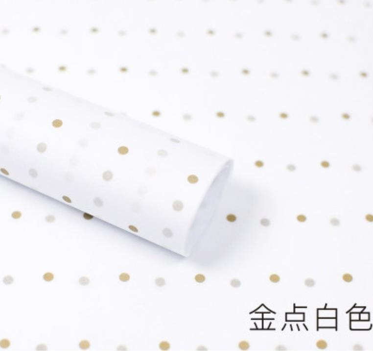 50*70 Cm Gift Wrapping Paper Diy Handmade Craft Star Love Dot Pattern Tissue Paper 28 Sheets/lot Floral Packaging