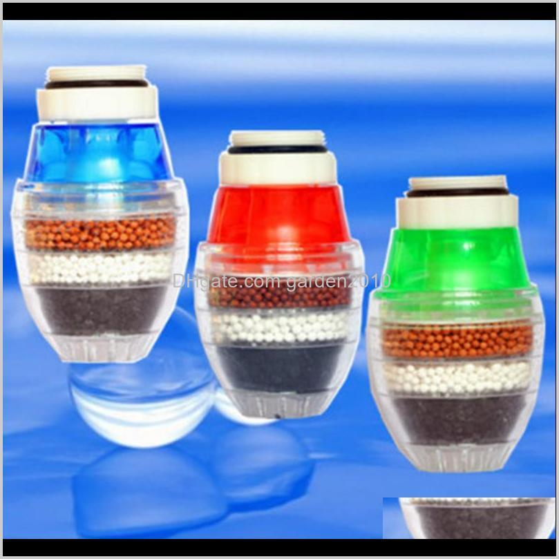 coconut carbon home kitchen tap water faucet purifier wholesale activated carbon multi-layer filter cartridge