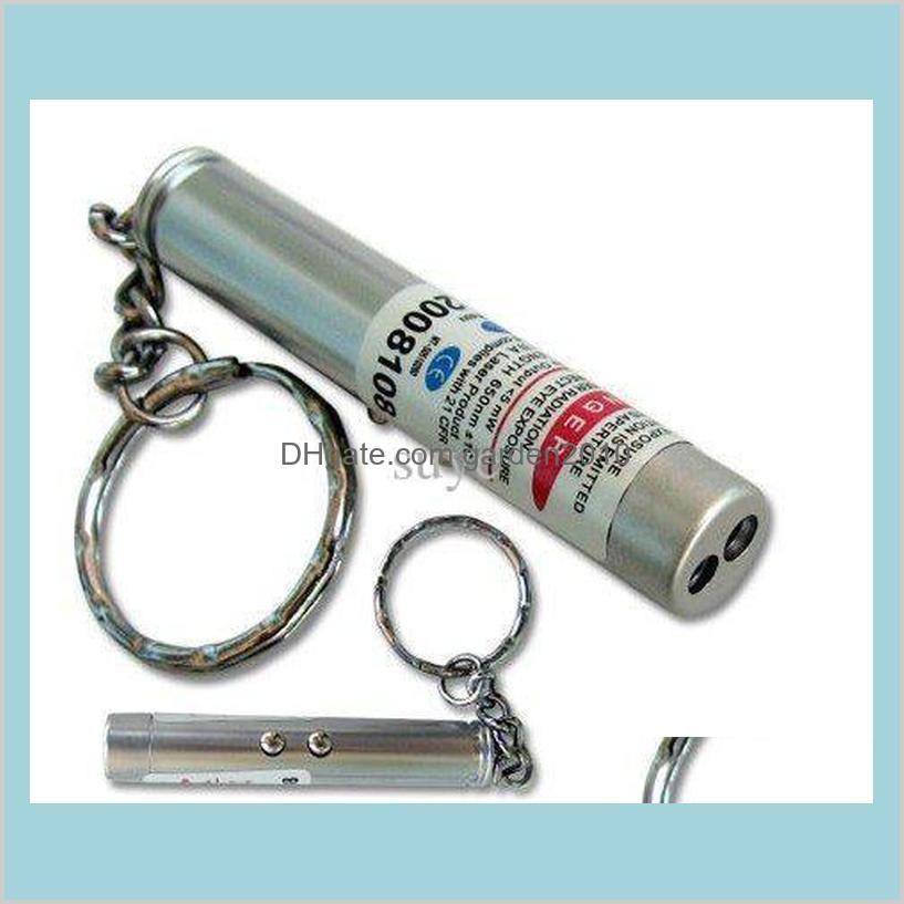 Mini 2in1 Key chain Lighting Lamp