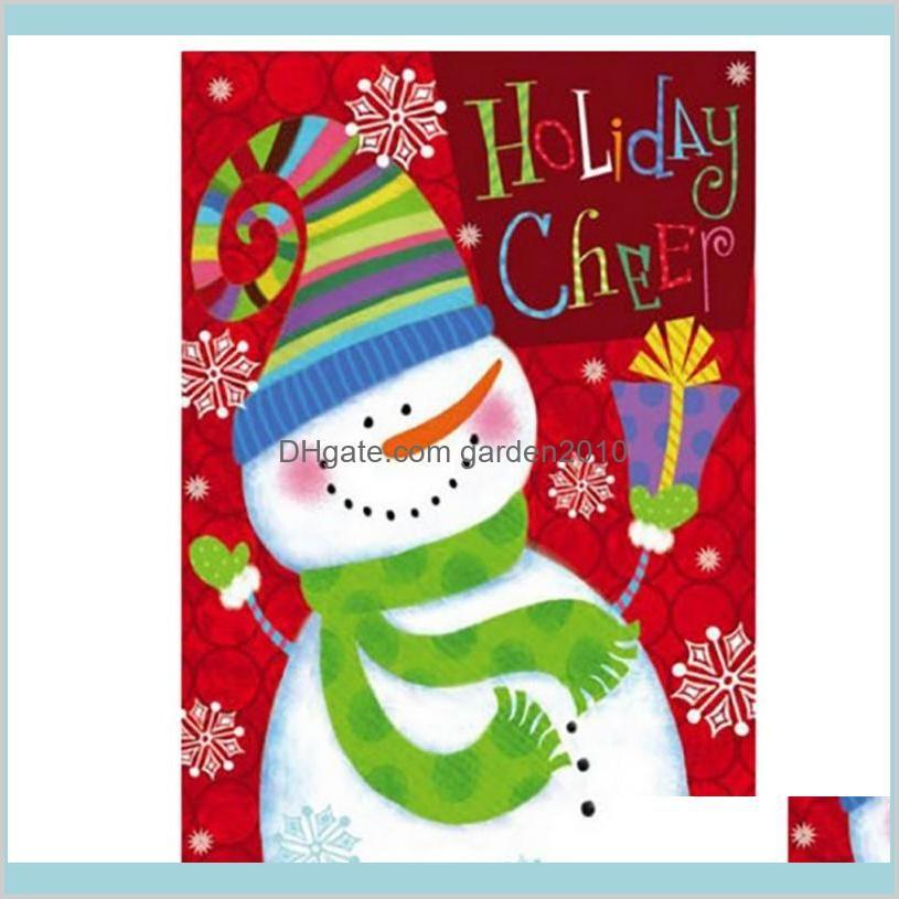 1PC Christmas Santa Claus Reindeer Snowman