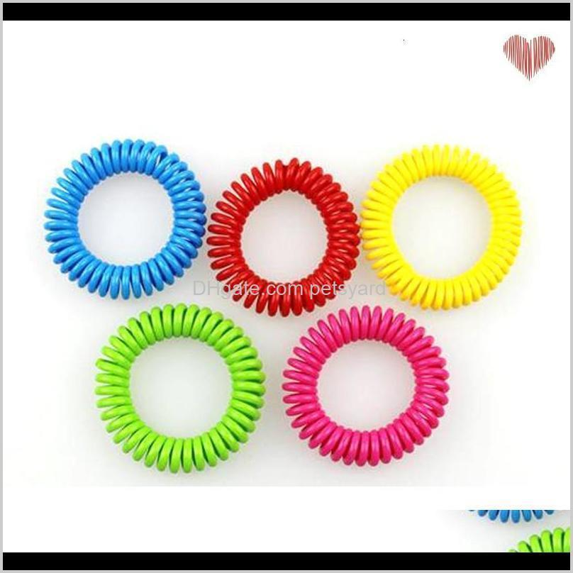 Anti-mosquito silicone wristbands Anti Mosquito Bug Pest Repel Wrist Band Bracelet Insect Repellent Mozzie Keep Bugs Away Pest Control 85