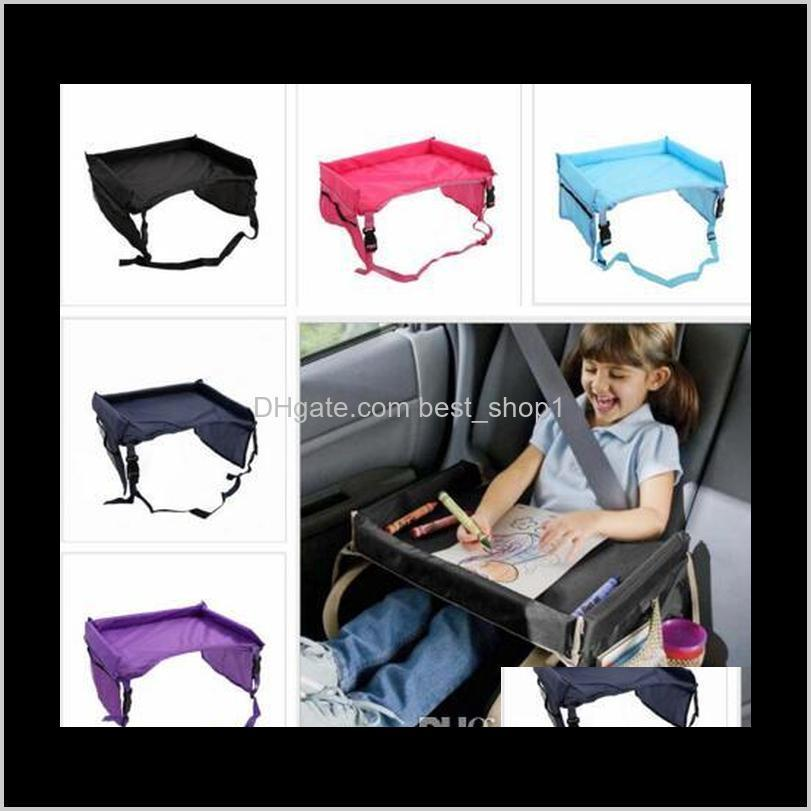 baby table cover snack play tray buggy snack pushchair infant waterproof table cover toddlers car seat cover toys storage organizer