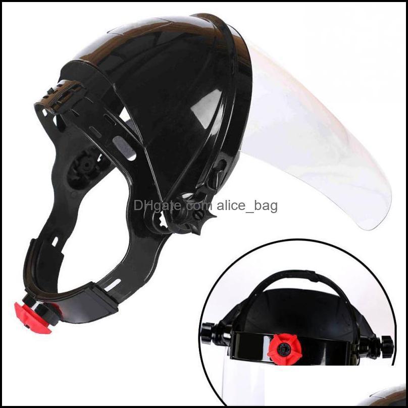 Transparent Welding Tool Welders Headset Wear Protection Masks Auto Darkening Welding Helmets/Face Mask/Electric Mask