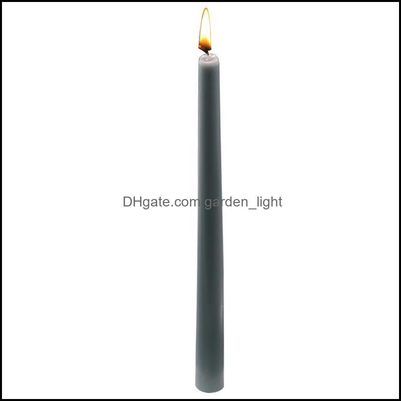 Craft Tools Candle Mold For Making Long Rod Acrylic Mould Hard Plastic Thin Crafts