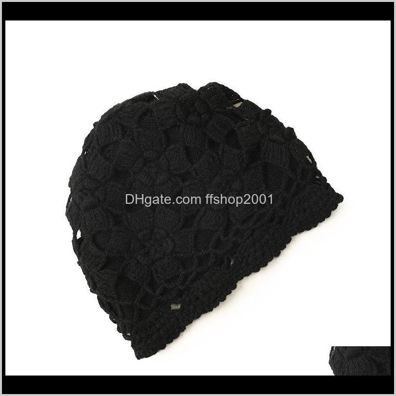 pure cashmere hat women knitted hat solid color 100% cashmere fashion super warm soft warm head thickened