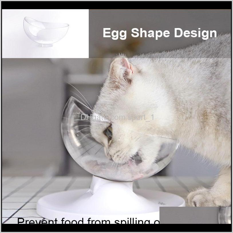mysudui anti-slip cats bowl for dogs pet dish rounded separable cat water dispenser cats bowls feeders mascotas dla psa