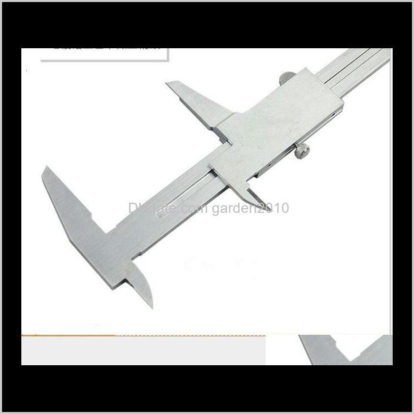 0-150mm 0-200mm 0-300mm carbon steel high precision vernier calipers 0.02mm measuring & gauging tools measurement analysis instruments