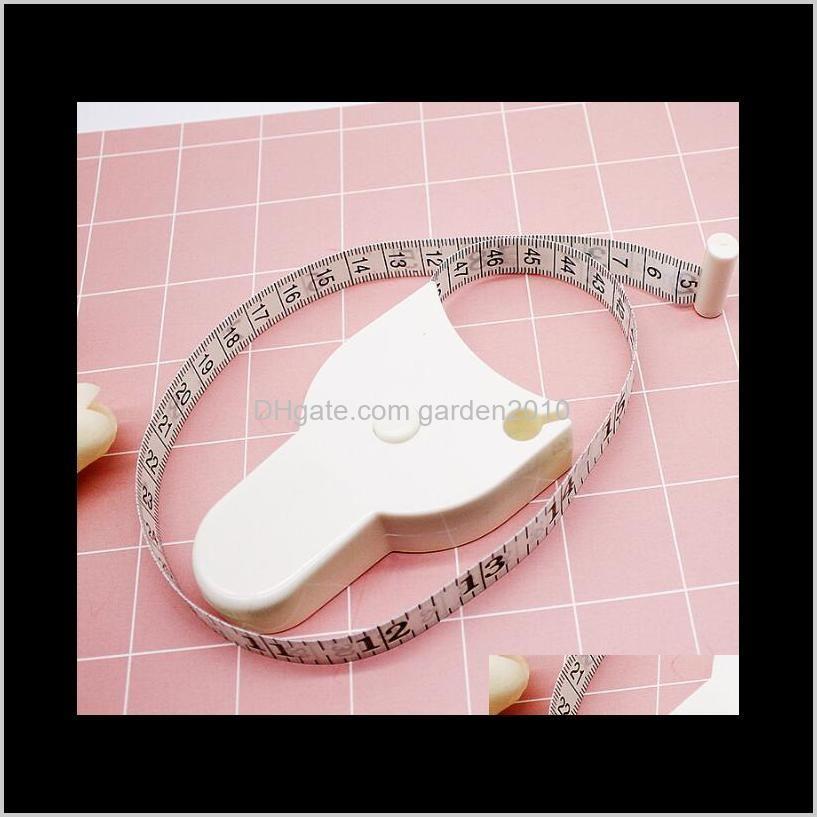 1.5m handle-type automatic expansion ruler white measures measure measuring & gauging tools measurement analysis instruments ha749