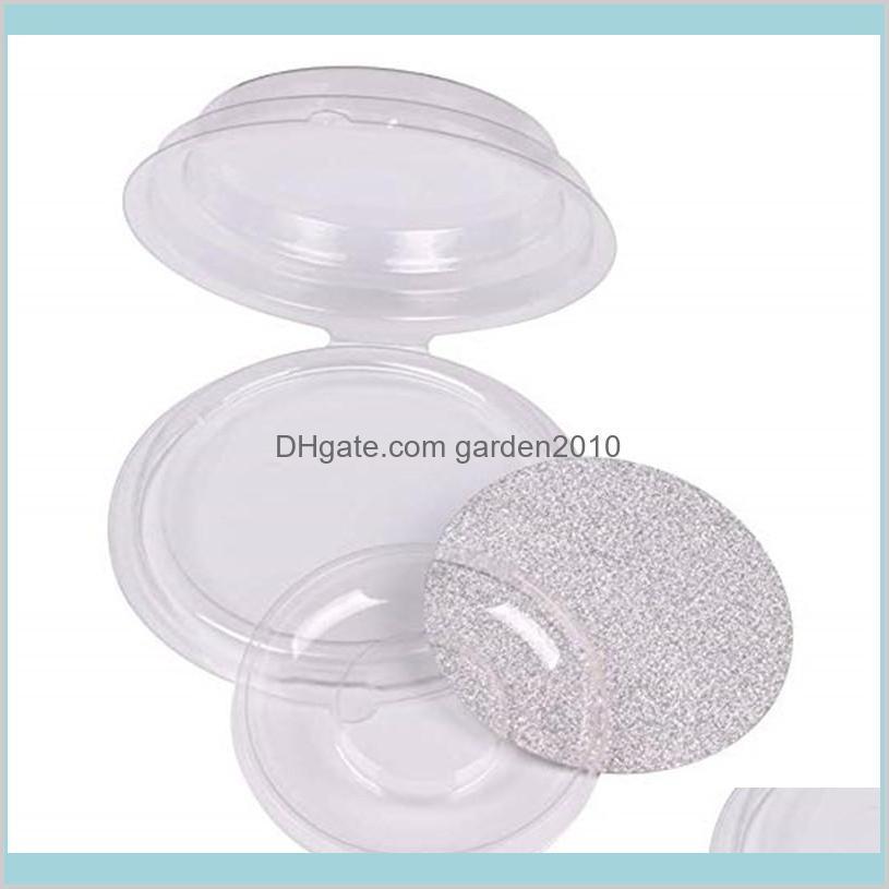 False Eyelash Boxes Plastic Empty Clear
