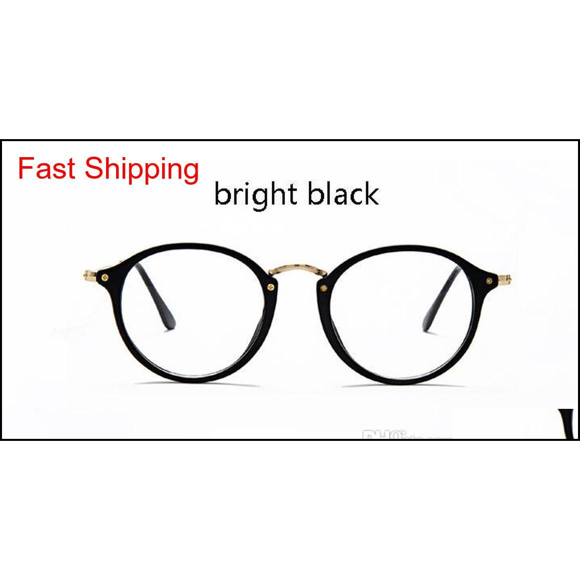 temples for glasses round glasses eyeglasses women transparent frame 2017 retro speactacles optical frames clear lens glasses