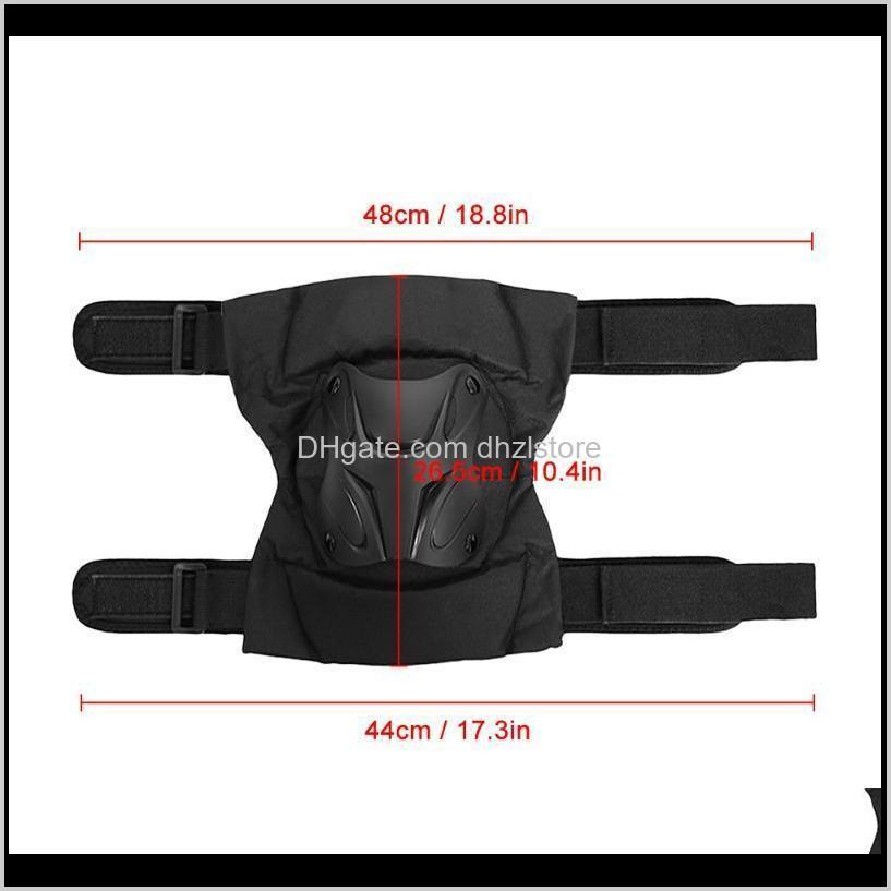 new motorcycle racing motocross knee protector pads guards cycling knee protector caps brace elbow guards for adults / kids1