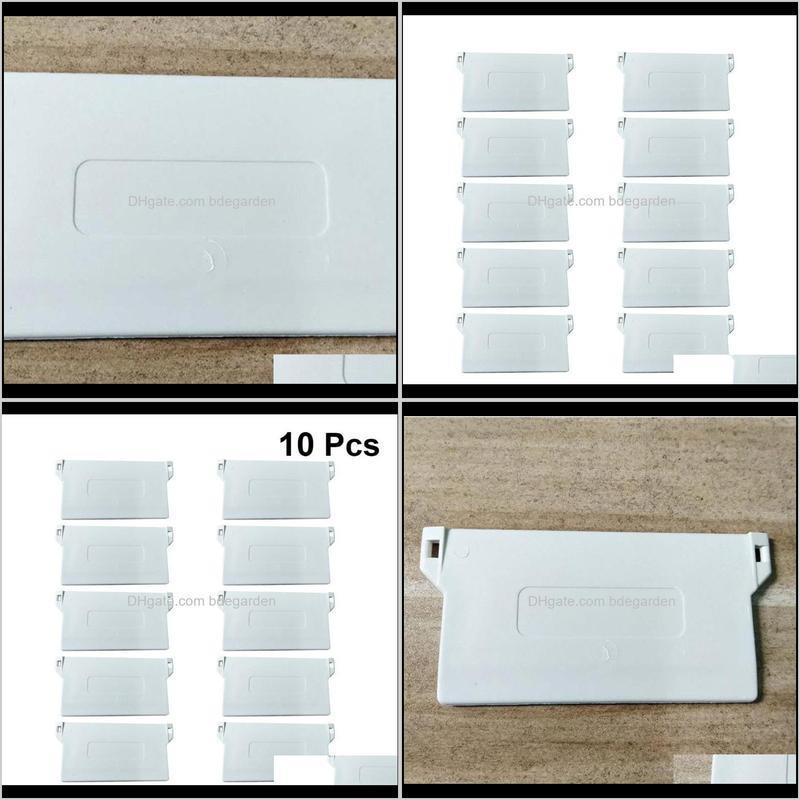 10pcs 89mm plastic bottom plate for vertical blind portable bottom weights slats vertical blind fittings roller accessories