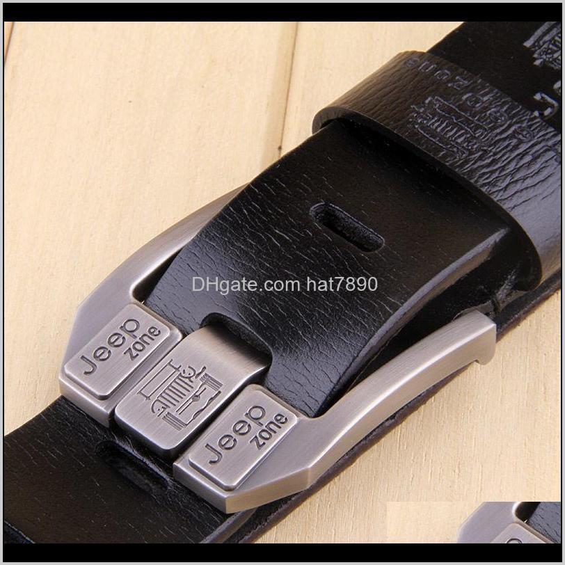 Belt Male Leather Belt Men Genuine Leather Strap Luxury Casual Designer Pin Buckle Belts for Men Jeans Cummerbunds Ceinture Homme