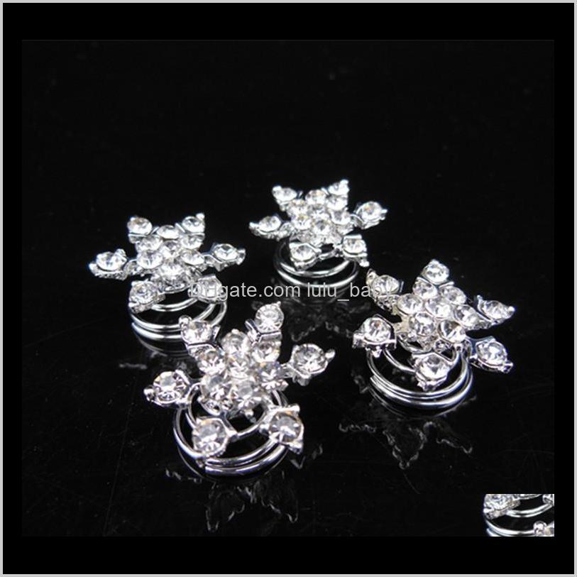 brand new frozen direct bridal & kids hair accessories plate snowflake diamond jubilee clip frozen ps2948