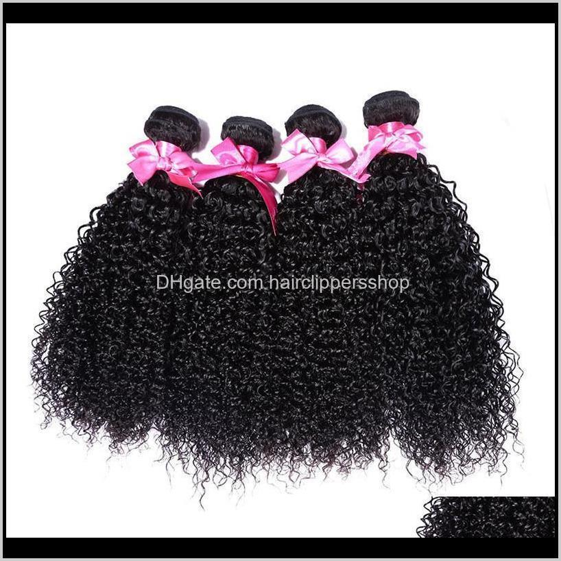 brazilian human hair curly weave 3 bundles brazilian virgin hair bundles brazilian kinky curly virgin human hair extensions