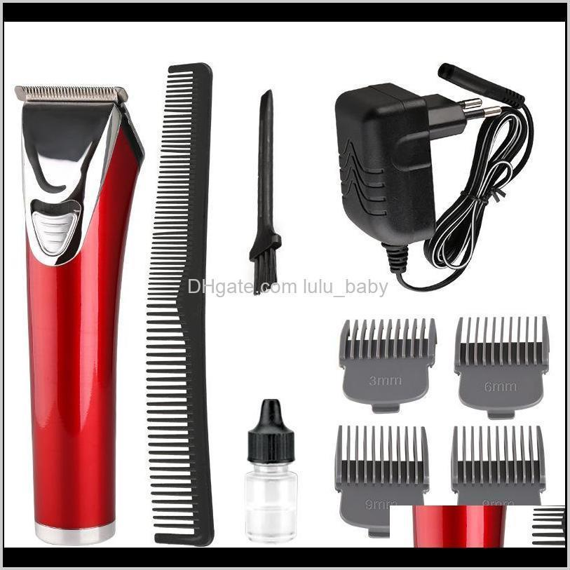 brand kemei hair trimmers 100-240v professional clipper powerful beard electric razor hair shaving machine cutting shaver
