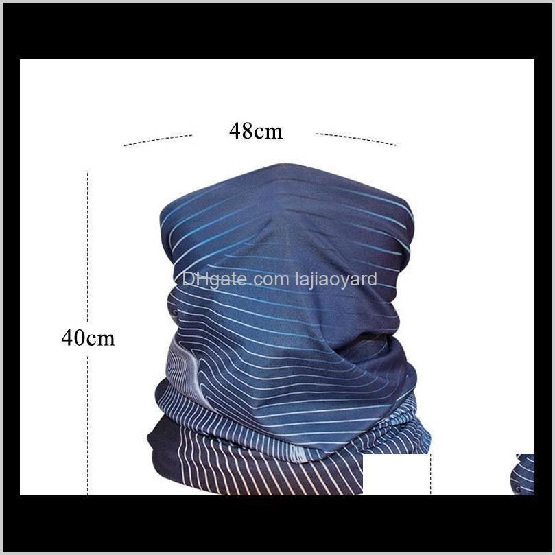 new uv protection cycling balaclava face scarf cover outdoor sports cooling breathable fishing hiking muffle summer neck gaiter