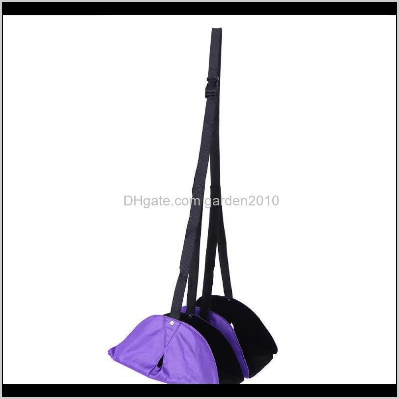 wholesale portable chair office home foot hammock travel outdoor indoor mini foot feet rest hammock dropshipping1