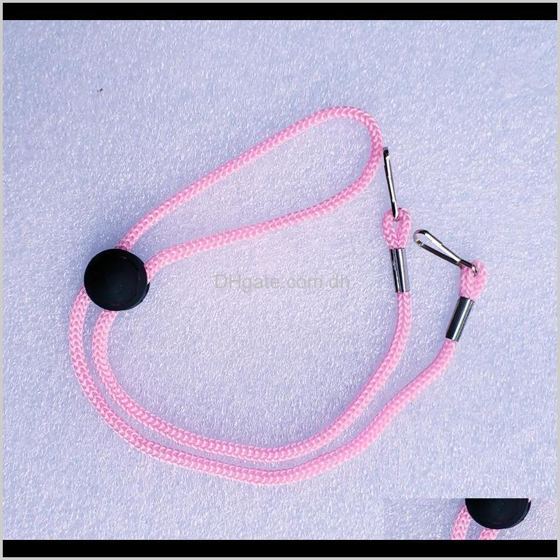 OWL Shipping Mask Rest Ear Holder Rope Adjustable Hanging Neck Mask Protection Lanyard Extender Glasses Anti-loss Straps OWA998