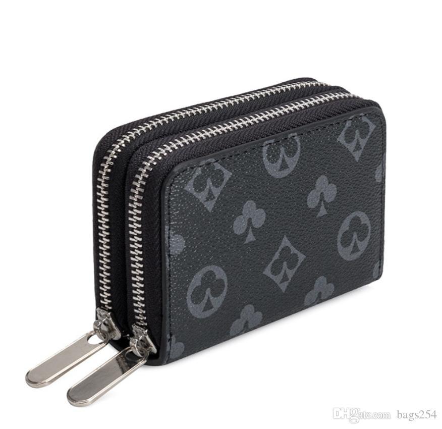 Coche Key Wallets Hombres Tenedor de llaves de la llave de ama de llaves Organizador Nuevas Mujeres Llavero Cubiertas Cubiertas Claquilla Caso Bolsa Bolsa