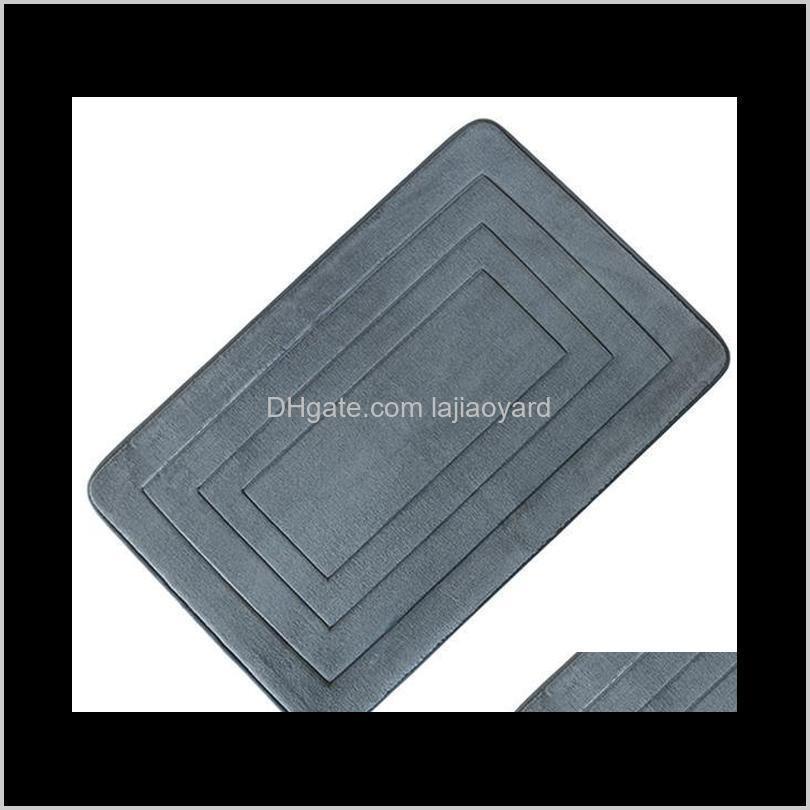 high quality bath mat bathroom bedroom non slip mats foam rug shower carpet for bathroom kitchen bedroom 40x60cm 50x80cm za 003 wmtkgf