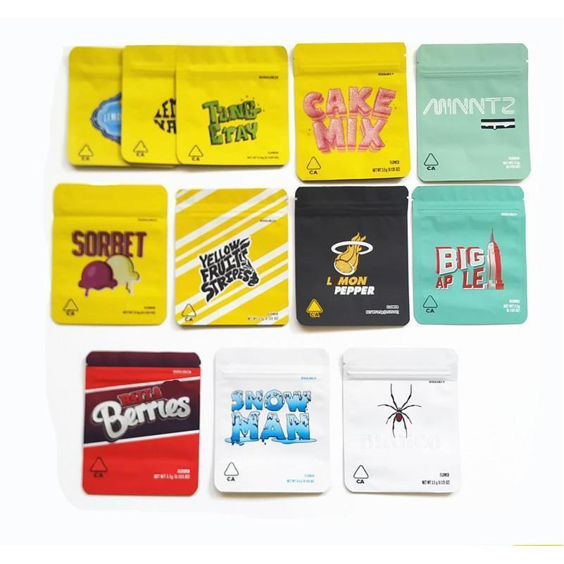 wonderbrett bag grandiflora sorbet collins ave balla berrles thelemonnade cookies yellow fruit stripes lemon pepper cookies 3.5g mylar