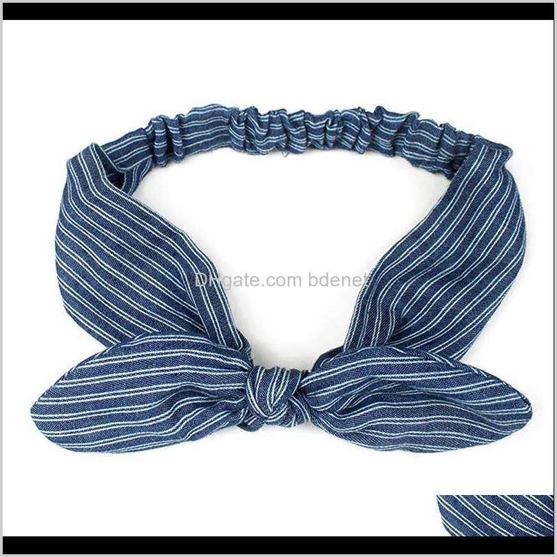 women summer sweet hair bands print headbands retro cross turban bandage bandanas hairband hair accessories headwrap headwear