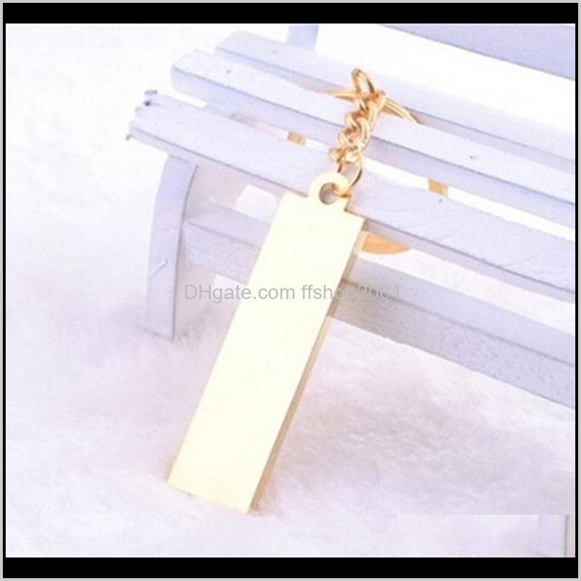 simulation gold bars gold brick keychain keyrings key rings metal gold bullion bag hangs fashion jewelry christams gift 170530