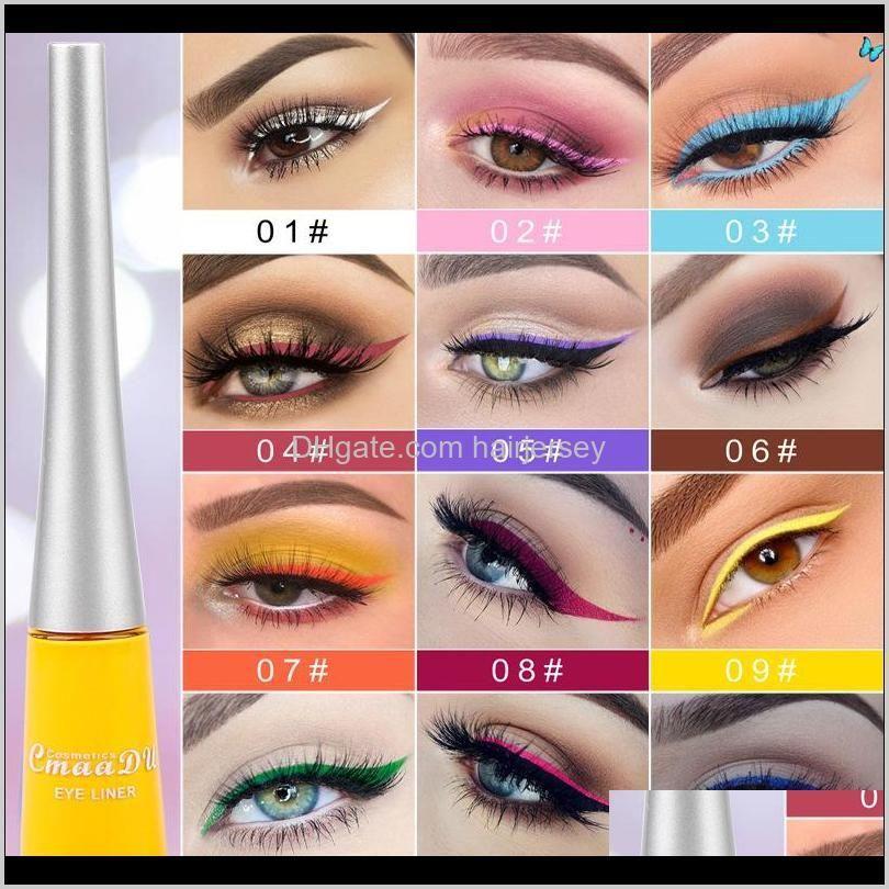 liquid eyeshadow long lasting waterproof liquids eyeliner pencils 17 color liquid shimmer eye liner makeup eyeliner liquid shadow eye